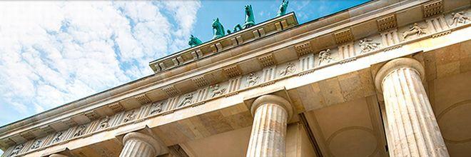 Volo + hotel per l'Europa ? Berlino, Parigi e Londra